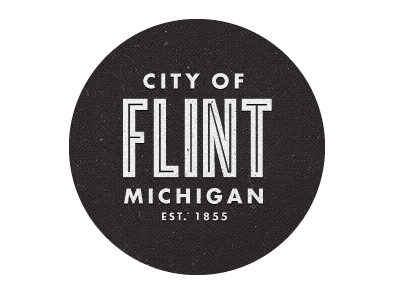 City of Flint futura cyclone texture pattern