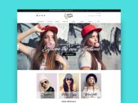 Olive & Pique website