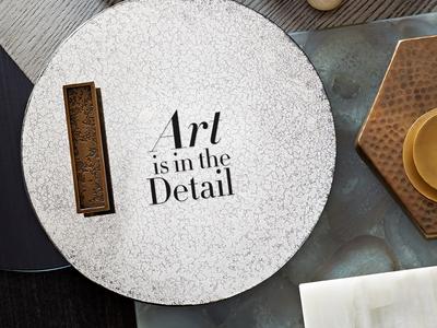 Art is in the Detail — Lighting Designs