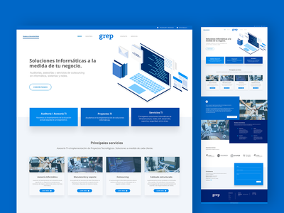 Website Grep