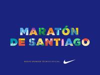 Maratón de Santiago / Nike