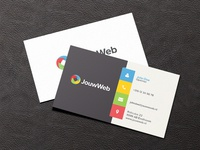 Jouwweb Business cards