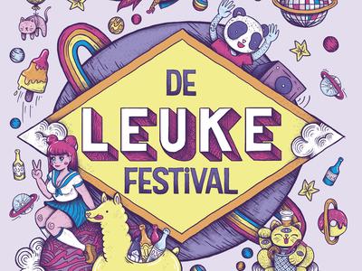 De Leuke Festival 2019