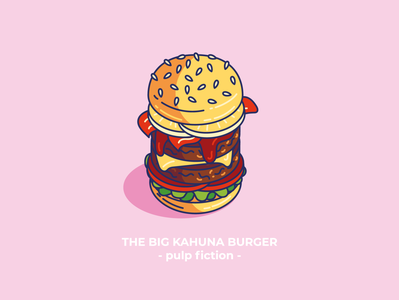 The Big Kahuna Burger