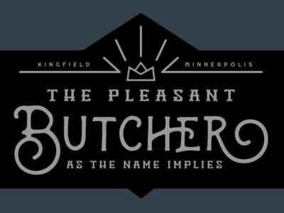 The Pleasant Butcher