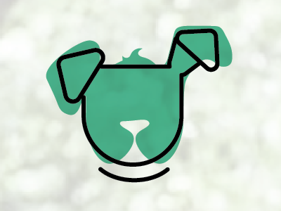 mark I did for a dog walking service