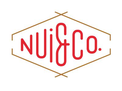Nui & Co. logo concept