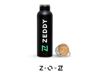 Modern logo concept for Zeddy