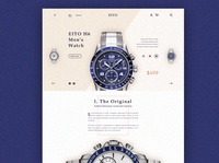 EITO, Designer Watch Store