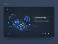 An anti cloud