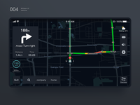 Vehicle UI Navigation
