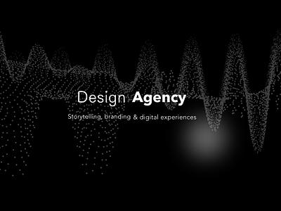 Hero image clean ui desktop website web heatbeat sound music agency black interface landingpage clean designing creating interaction design interaction ux ui