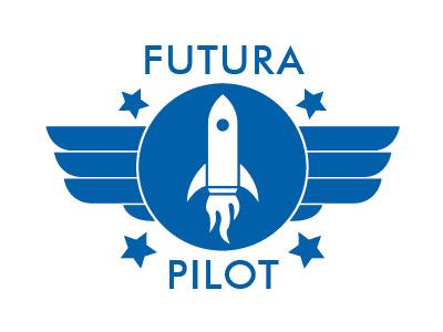Futura Pilot tattoo logo futura