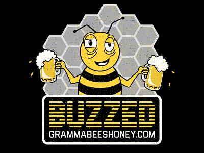 Honey Beer T-shirt Final bee beer honey tshirt