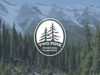 Logo for Two Pine Financial Planning