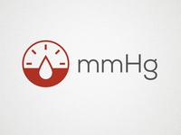 mmHg Logo - Unused Concept 2
