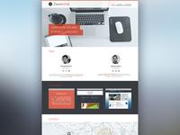 Zeweb2be Website