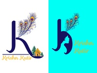 Krishn Kutir Logo Concept