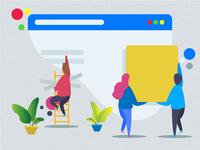 Web Builder Concept