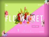Floweret UI page