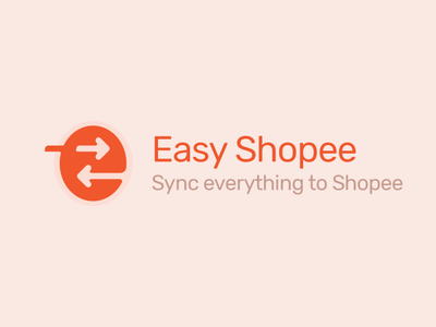 Easy Shopee Shopify App Icon By Kailoon On Dribbble