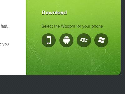Download II mobile cross-platform download iphone android blackberry windows mobile neue helvetica neue subtle