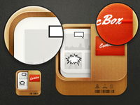 ComicBox Icon