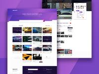 Tagasauris - Landing Page