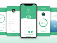 EcoGarden mobile app
