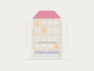 Buildings | Weikhard Graz weikhard austria graz minimal architechture illustration