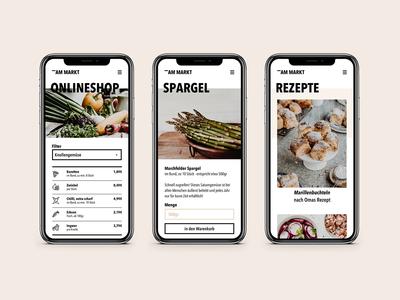 am Markt | Shop & Mobile