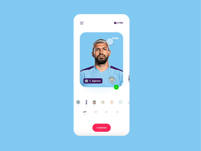 Fantasy Football | AnimatedPrototype