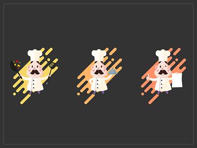 西餐厅订餐小程序反馈页面插画 西餐插画 餐饮界面 插画,ui 颜色 插图 界面设计 设计 daliy ui