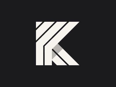 'K' Logo exploration