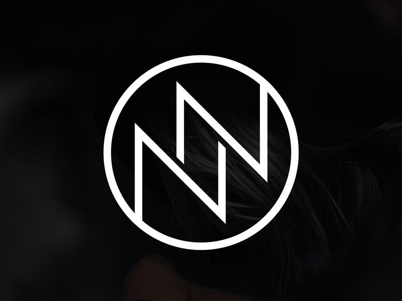 NN Logo vector icon branding design logo