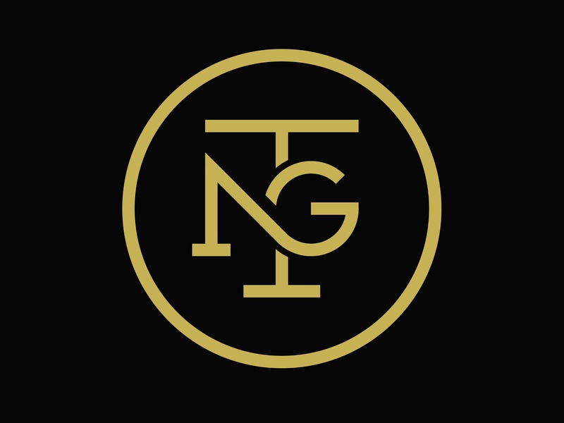 TNG Logo icon design branding logo