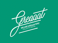 Greaaat logotype