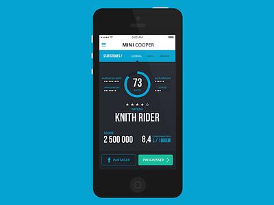 KitCar - proto app flat ios game