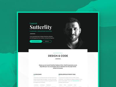 Sutterlity Portfolio