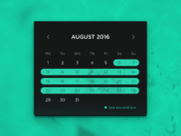Calendar 2x