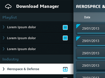 Download Manager ui ipad download app