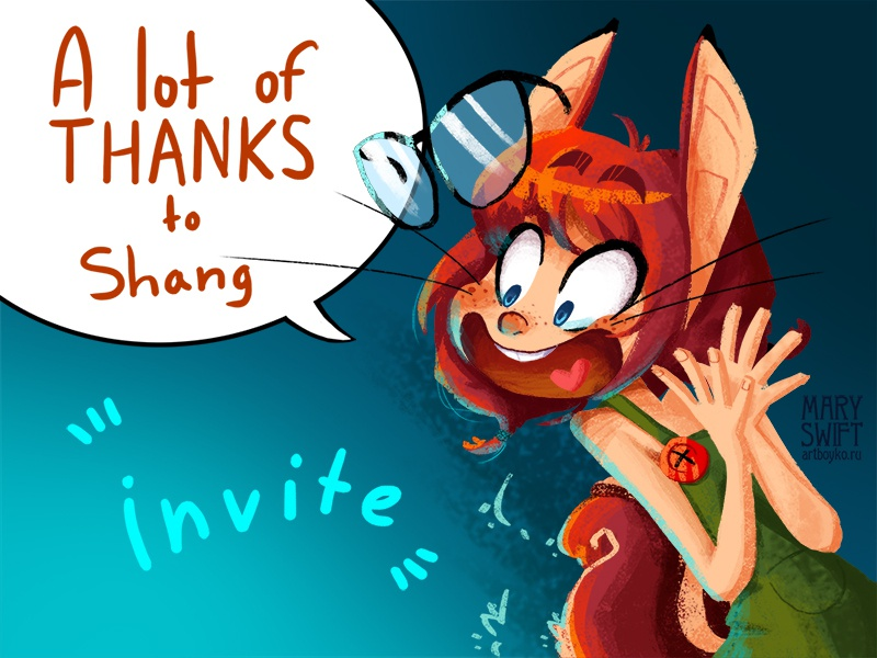 Hello, Dribbble! character emotion illustration character design desing squirel
