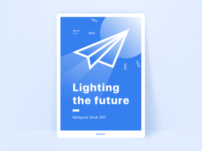 Lighting the future
