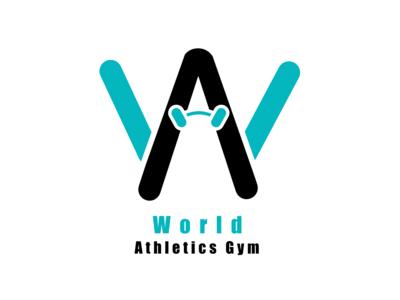 World Athletics Gym Logo