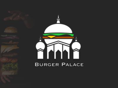 Burger Palace Logo