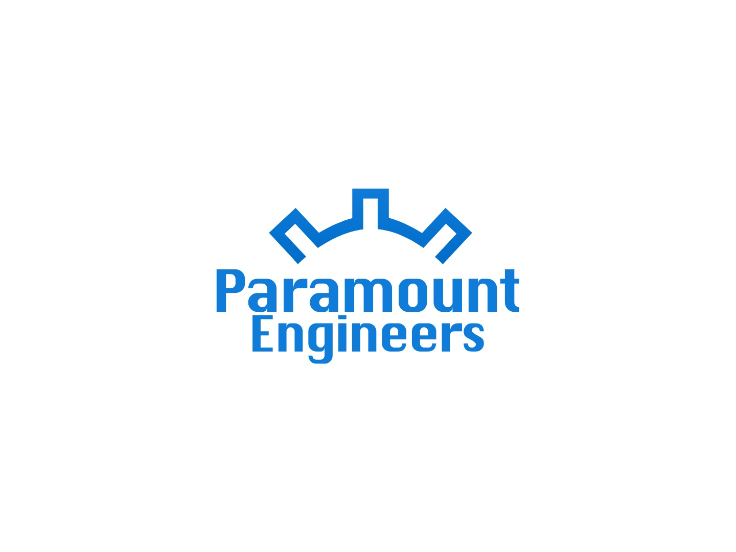Paramount Engineers Logo by Dallas King | Dribbble | Dribbble
