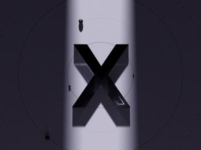 SpaceX: Teaser #1 branding design interface 3d animation animation 3d art cinema 4d 10clouds c4d 3d