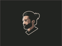 Beard Vector logo