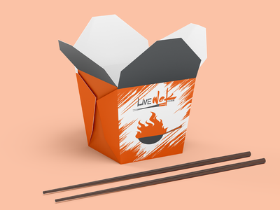 Noodle Box Design