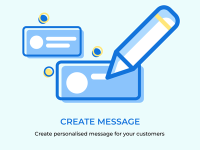 Create message